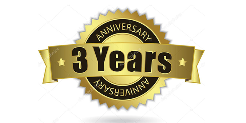 wedealconseil 3rd anniversary